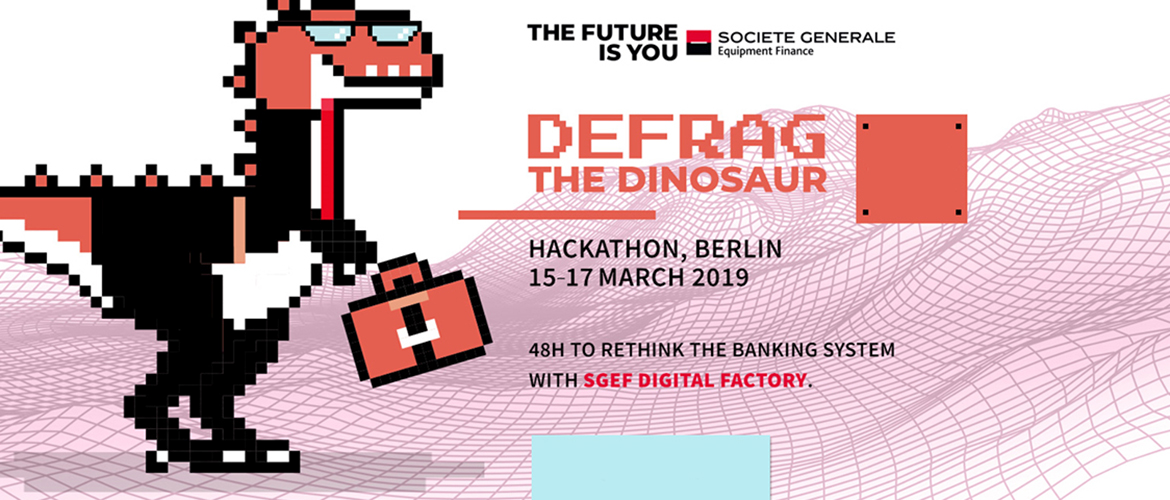 Societe Generale Equipment Finance-Gruppe veranstaltet Hackathon in Berlin