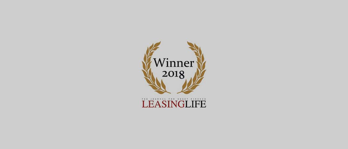 Leasing Life Award 2018 für SGEF