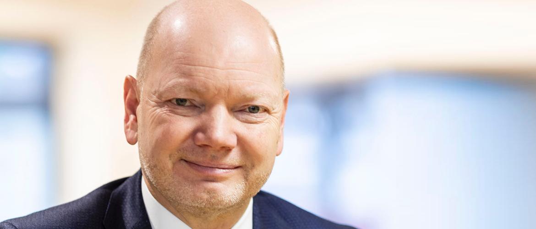 Frederik Linthout, Vorsitzender des Bankenfachverbands