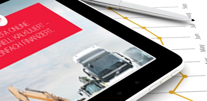 GEFA online: schnell kalkuliert, einfach finanziert