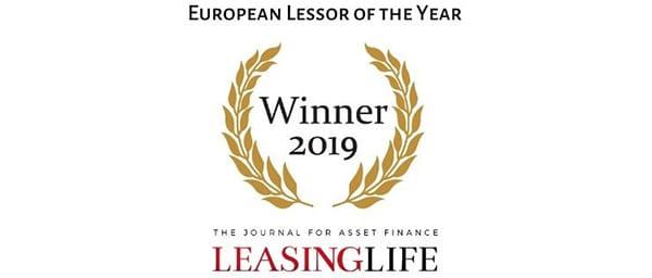 SGEF erhält Leasing Life Award 2019