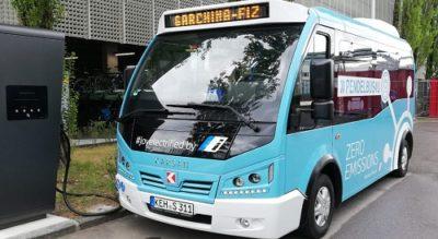 Finanzierung Elektrobus